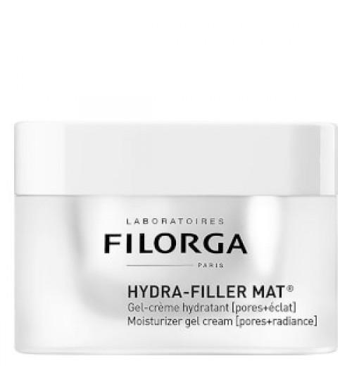 Гидра-Филлер Мат Увлажняющий гель-крем для лица с матирующим эффектом (50 мл)
